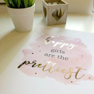 How to Make a Gold Foil Print, How to Add Gold Foil to Paper, Gold Foil Tutorial, Foiling Tutorial